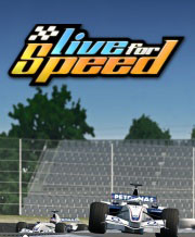 Logo for Live for Speed
