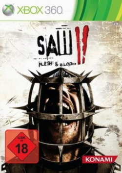 Logo for SAW II: Flesh and Blood