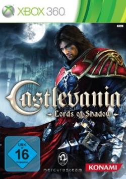 Logo for Castlevania: Lords of Shadow