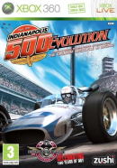 Logo for Indianapolis 500 Evolution