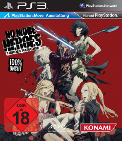 No More Heroes: Heroes' Paradise