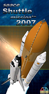 Logo for Space Shuttle Mission 2007