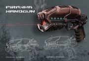 The Scourge Project: Artwork zum Koop-Shooter  	