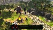 Grotesque Tactics: Evil Heroes: Screen aus Grotesque Tactics – Premium Edition.