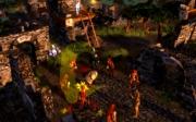 Grotesque Tactics: Evil Heroes: Offizieller Screen zum Patch 1.2.0.4.