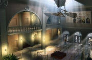 Geheimakte 3: Screen aus dem dritten Teil der Adventure Reihe.