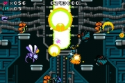 Dark Void: Screen aus Dark Void Zero, dem Klassiker zum Original im Retro Stil.