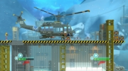 Bionic Commando Rearmed 2: Neuer Screenshot aus dem Sidescroller