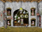 Alchemia: Screen aus dem Adventure Alchemia.