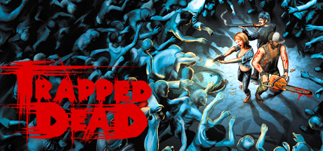 Logo for Trapped Dead