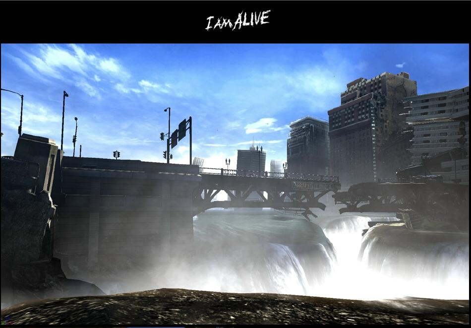 I Am Alive: Neue Bilder des kommenden Titels, I Am Alive.