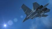 Ace Combat: Joint Assault: Screenshot aus der PSP-Simulation