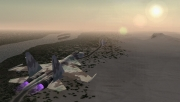 Ace Combat: Joint Assault: Screenshot aus der PSP-Simulation