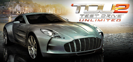 Logo for Test Drive Unlimited 2