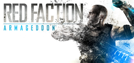 Logo for Red Faction: Armageddon