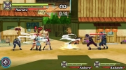 Naruto Shippuden: Ultimate Ninja Heroes 3: Screenshot aus dem Actionspiel