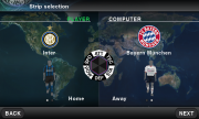 Pro Evolution Soccer 2011: Screen aus der Windows Phone 7 Version