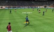 Pro Evolution Soccer 2011: Neuer Screenshot von der PES2011 3DS Version.