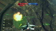 Tom Clancy's HAWX 2: Screenshot aus dem Cold War-DLC aus Tom Clancys HAWX 2