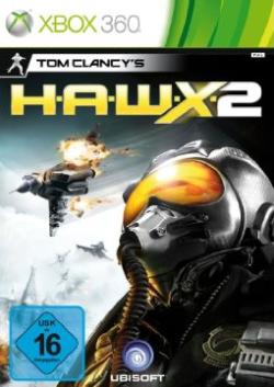 Logo for Tom Clancy's HAWX 2