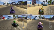 ModNation Racers: Screenshot aus dem Rennspiel