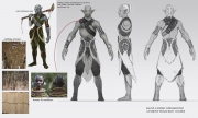 Project Offset: Concept Arts des Rollenspiels mit Shooter Elementen Project Offset.