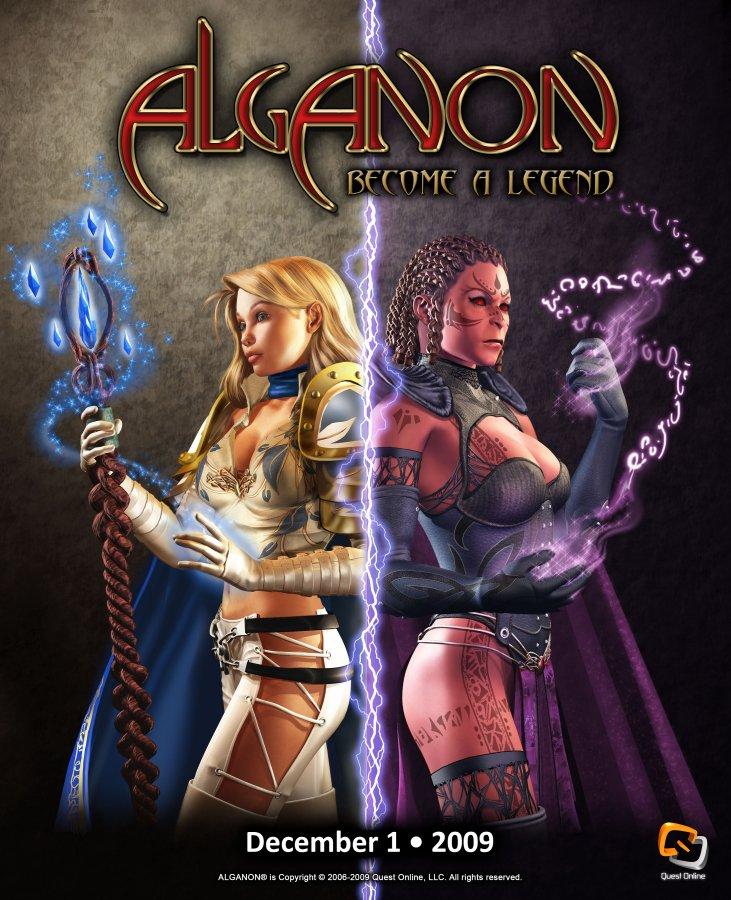 Logo for Alganon