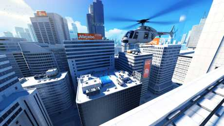 Mirror's Edge: Screen zum Spiel Mirror's Edge.