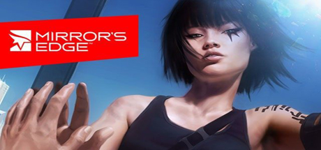 Logo for Mirror's Edge