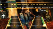 Guitar Hero: Warriors of Rock: Screenshot aus dem Musikspiel