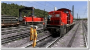Train Simulator 2010: Screen zum Train Simulator 2010.