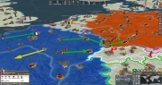 Making History II: The War of the World: Screenshot zum Titel.