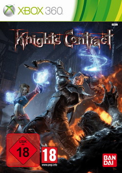 Logo for Knights Contract