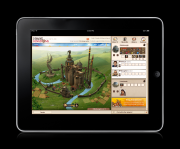 Might & Magic Heroes Kingdoms: Screenshot aus der iPad-Version des Spiels