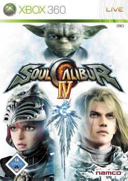 Logo for Soul Calibur IV