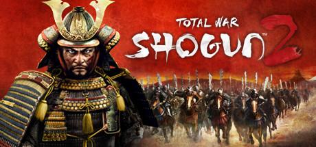 Logo for Total War: Shogun 2