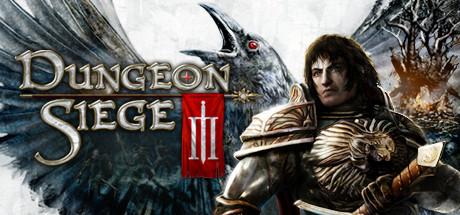 Logo for Dungeon Siege 3