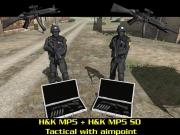 Armed Assault - BIA & H&K MP5