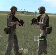 Armed Assault - P90 Addon - Version 2 *Update*
