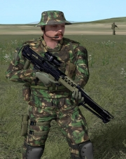 Armed Assault - British Royal Marines von plasman