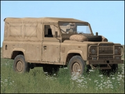 Armed Assault - Land Rover Defender 110 *Update*