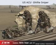 Armed Assault - Ghillie Sniper Standalone