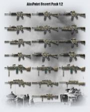 Armed Assault - Desert Weapons Pack v1.2