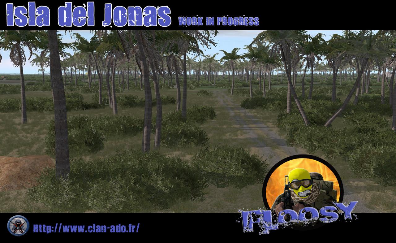 Armed Assault: Isla del jonas v1.3 by floosy für Armed Assault
