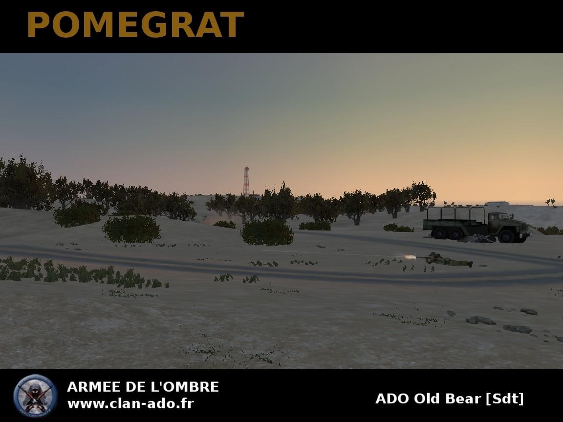 Armed Assault: Pomegrat Island v1.1 by Old Bear für Armed Assault