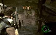 Resident Evil 5: Screen aus Resident Evil 5, Spieltyp Söldner/Solo Map Dorf
