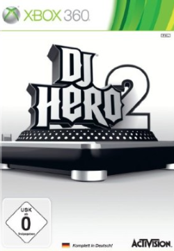 Logo for DJ Hero 2