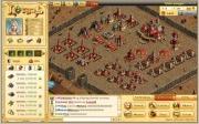 Lords Online: Screenshot aus dem MMO-Fantasyspiel