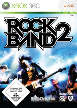 Logo for Rock Band 2