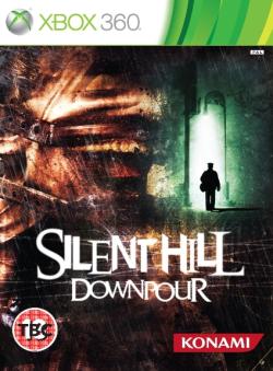 Logo for Silent Hill: Downpour